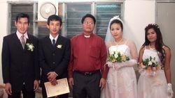 Tun Aung & Sui Iang