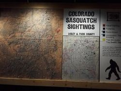 Sasquatch Outpost - May 2020