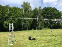 G3SED VHF, UHF beams