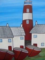 Light House Fishing Village