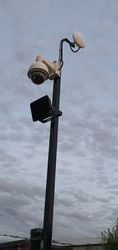 PTZ Camera, IR Light & WiFi Point