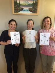 Reiki level 1 class on July 25th and 26th