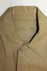 4th Infantry Division, Troop Shirt WWI: