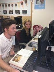 Senior Writing Class
