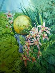 Botanical Garden Reflection