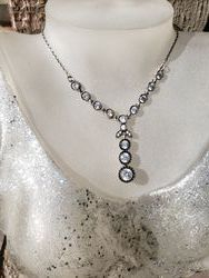 sterling silver neckce