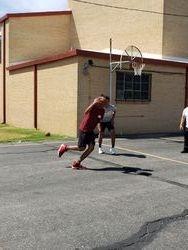 A Little Basketball