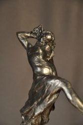 Detail de la danseuse de Jacques Marin