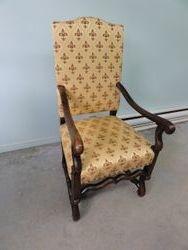 Chaise de style