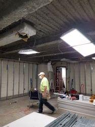 Interior Renovation Building 400