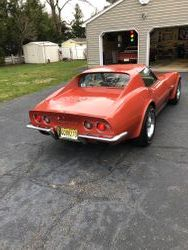 Bill Braga, 1970 Corvette, Top Flight,