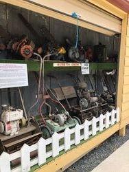 Lawnmower Display