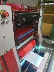 Onderhoud offsetprinter