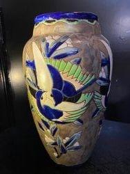 vase grés