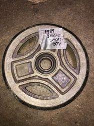 1989 Safari 377 Rear Bogie wheel