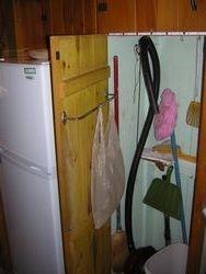 Kitchen - Utility closet