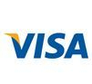 We accept Visa Credit Cards