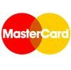 We accept Master Credit Cards