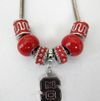 NC state necklace from Beads and More