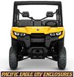 Pacific Eagle UTV Can Am Defender Cabs