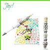 Beads and more  stationary set