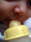 Breast milk option and requirements