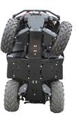 Can Am 10mm HDPE Plastic Skid Plate