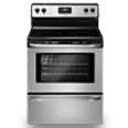 2018 stainless electric range houston champion appliances HTX texas