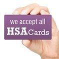 We take HSA insurance cards