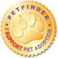 We support petfinder.com