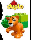 lego duplo, train set, farm, animals, figures, truck, construction,