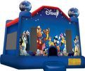 World Of Disney Bounce House (13'x13')