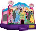 Disney Princess Moonwalk (13'x13)