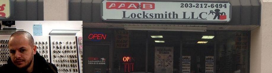 AAA&B Locksmith Llc - 1101 Huntingdon Ave Waterbury CT,06704