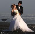 We can accommodate a beach wedding if that is your heart's desire.