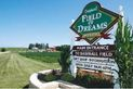 Field of Dreams entrance sign