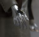 are silver hands an adequate substitute for flesh and blood ones?