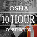 OSHA 10 Hours Constrcution