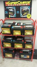 Selection of Batteries in Stock