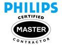 We're a certified Philips Lighting Master Contractor, ask us about creative lighting for your home or entertaining area.