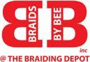 BRAIDS BY BEE LOGO for trademark services