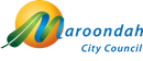 image of the Maroondah City Council logo, eastern skip hire provice skip bin hire & mini skip hire services to all of Maroondah