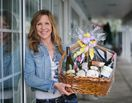 Treat yourself or someone special to a luxurious spa basket filled with your favorite facial and  body products