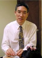 Dr. Liu for acupuncture treatment