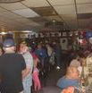 Bar filled with people for one of our events