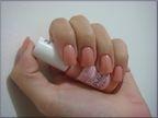 Basic manicure includes a sugar scrub and hand massage
