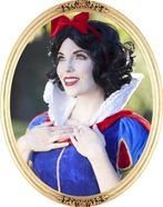 party ideas snow white