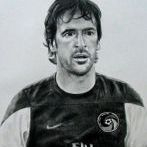 Sports Drawing, Soccer Drawing, Football Drawing,People Drawing