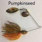 Pumpkinseed Spinner Bait