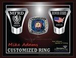 Customized Sports Championship Ring Designs